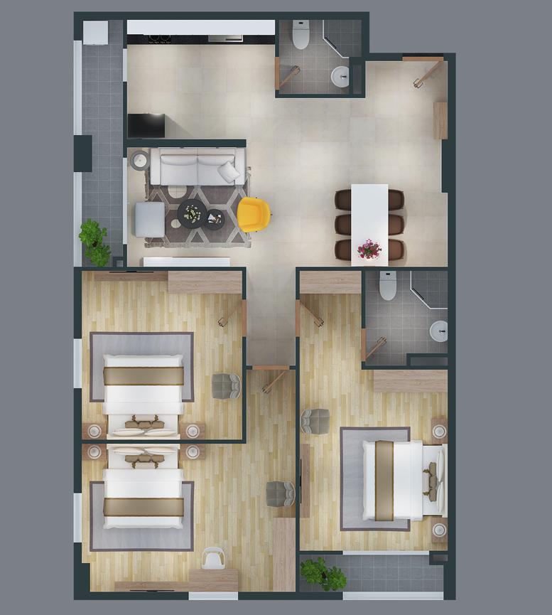 mat bang can ho cityland park hills apartmetnt ch-06-2