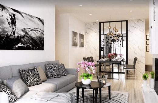 Bán căn hộ Cityland Park Hills diện tích 82.65m2-Full nội thất - Thuận tiện di c